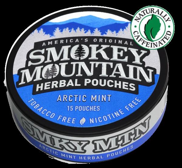 Arctic Mint Pouches
